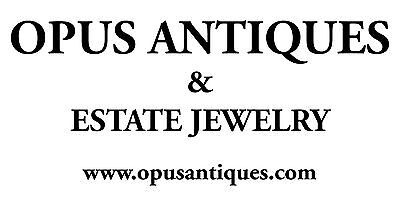 OPUS ANTIQUES n ESTATE JEWELRY