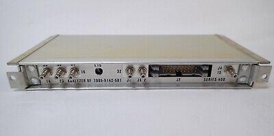 Ifr Fmam-1200s Communications Service Monitor Analyzer Rf 7005-5142-501