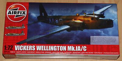 Airfix A08019 1:72 Bausatz Vickers Wellington k.IA/C