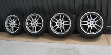HYUNDAI WHEELS SPEEDY ALLOYS 17X7