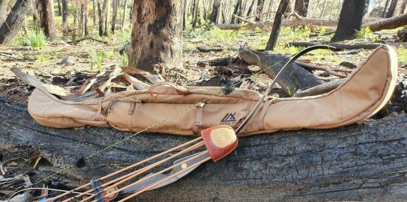 Little Ax R1 Recurve, Longbow Bow Case