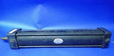 Schrader Bellows Econo Ram Fwpd11321 Pneumatic Cylinder Bore 16 Stroke 200 Psi