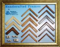 We Now Have Handcrafted Wooden Frames by Joe-Lynn Design