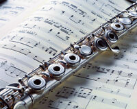 Affordable Flute and Basic Music Theory Tutor