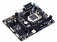 GIGABYTE Motherboard Socket 1150 GA-H81M-DS2