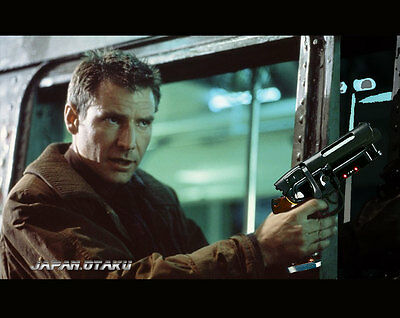 Limited HARRISON FORD BLADE RUNNER Deckard Blaster Ultimate Prop replica