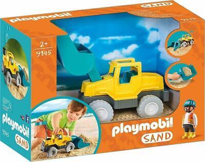 Playmobil Sand Excavator Playset - 9145