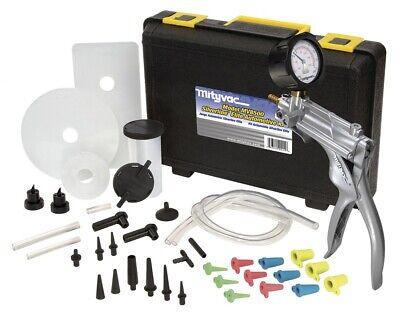 Mityvac MV8500 Silverline Elite Hand Vacuum / Pressure Pump Automotive Hand Tool