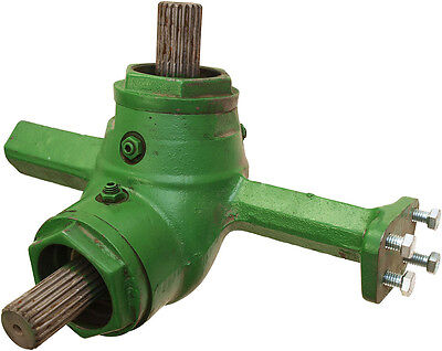 Ah208345 Unloading Auger Gearbox For John Deere 6620 7720 8820 9400 Combines