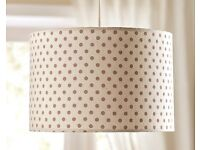 Light Shade Spotty Pendant