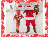 Mr & Mrs Santa Kingsize