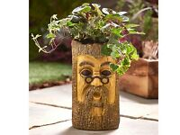 Trunk Design Garden Planter