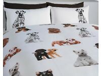 Dog Duvet Set - All Sizes!