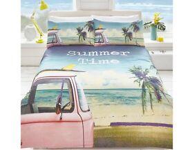 Summertime Duvet - K £32/D£26/S£16