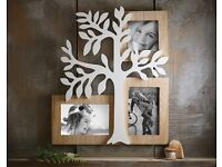 Wooden Tree Photo Frame