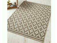 County Rug 60X110 Taupe