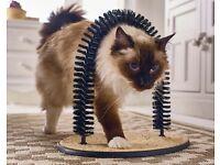 Cat Groomer & Massager