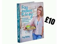 Fay makes it easy cooking book