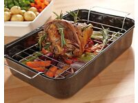 Oven Roaster with Rack