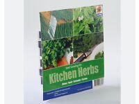 Seed Growing Kit - Herbs NEW!