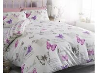Butterfly Duvet Sets - New & Gift Packed