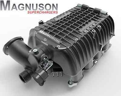 2007-2017 Toyota Tundra 5.7L  Magnuson Supercharger Complete Kit (Non-Flex Fuel)