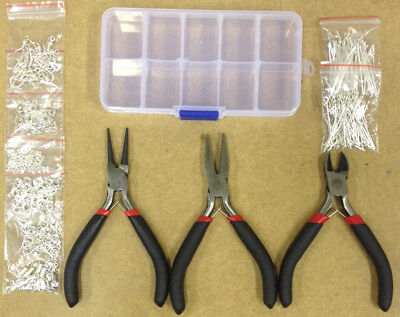 Jewellery Making Tools, Findings and Box Kit02