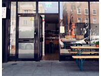 Bar for sale / rent in Hackney - short or long term A3 / A4