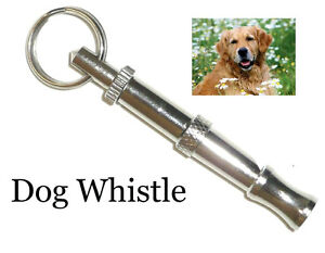 DOG TRAINING OBEDIENCE WHISTLE -  ADJUSTABLE PITCH