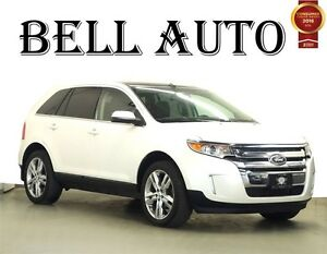 2011 Ford Edge LIMITED AWD NAVIGATION PANORAMIC ROOF