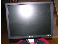 """Dell 14"""" monitor £5"""