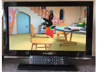 """Polaroid 19"""" Inch HD Ready LCD LED TV With Freeview FullHD HDMI television"""