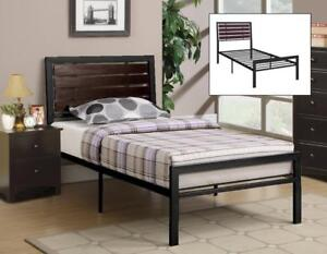 BED FRAMES | ALSO CARRY - PLATFORM STORAGE BED, ROUND BED AND OTHER UNIQUE MODERN BEDS (IF95)