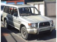 Mitsubishi Shogun (LWB) 3.0 V6 engine. Low mileage, No heavy weight pulled or carried. 10 month MOT