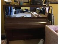 Upstanding Piano