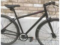 18 inch Aluminium lightweight Single speed road bike free wheel /fixie fixgear flip flop hub wheels