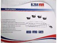 New 8CH 1080P H.264 P2P POE FULL HD CCTV NVR IP Network Video Recorder DVR Phone APP Motion Email