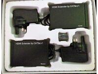 Full HD 1080P HDMI Extender CAT 5e