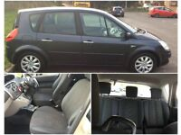 2006 AUTOMATIC RENAULT SCENIC ONLY 39000 MILES 1 OWNER SAME CLIO/MICRA/CIVIC/JAZZ/POLO/FIESTA/YARIS