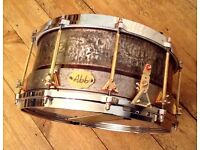 "Abb Hand Crafted Free-Floating Snare Drum 14"" x 7"""