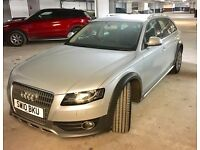 Audi A4 Allroad FSHC, Just Taxed and MOT plus 4 new tyres Priced to Sell Quickly