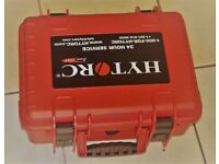 Tool case suitable for cameras, hand tools etc.
