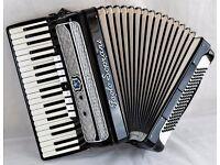Paolo Soprani - 4 Voice - Musette - 120 Bass - Piano Accordion