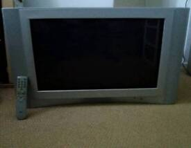 JVC TV with built in surround sound