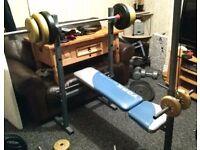 Home gym multi