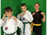 MF Wantage & Grove FREE Family Kickboxing Trail at Old Mill Hall, Grove