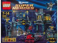 Lego superheroes Batcave 6860