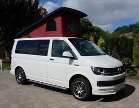 VW T6 CAMPERVAN - SCENIC ELEVATING ROOF- 2016 - LOW MILEAGE