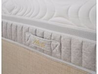 New Hestia Double Memory Foam Mattress High quality British made Can Deliver View Collect NG177