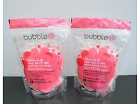 2 Packs Brand New Bubble T Bath Tea Bags